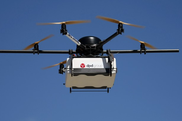 It's a Bird, It's a Plane, It's a Drone Delivery