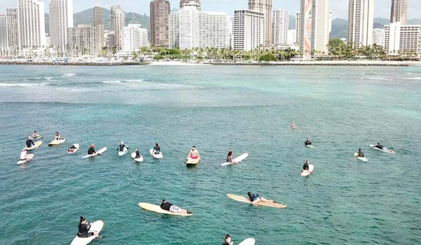 US4k Dreaming Aloha 2017 Aerial Videography